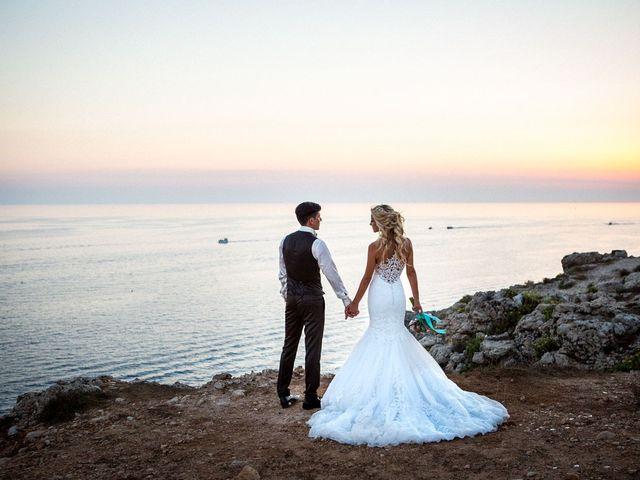 Il matrimonio di Mino e Alexia a Morciano di Leuca, Lecce 29