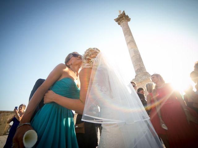 Il matrimonio di Mino e Alexia a Morciano di Leuca, Lecce 50