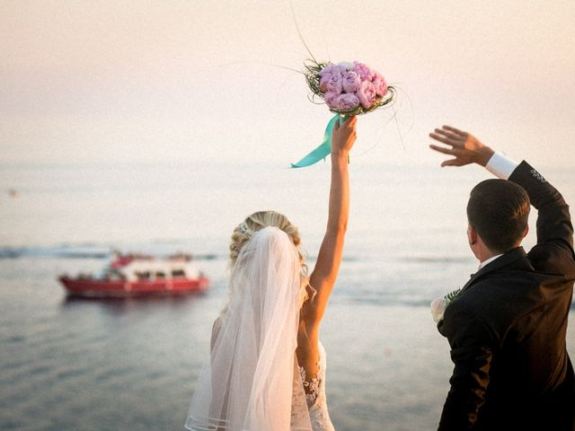 Il matrimonio di Mino e Alexia a Morciano di Leuca, Lecce 51