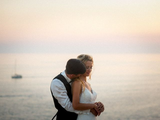 Il matrimonio di Mino e Alexia a Morciano di Leuca, Lecce 53