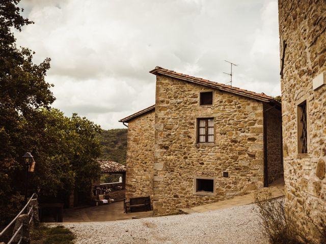 Il matrimonio di James e Carol a Arezzo, Arezzo 3