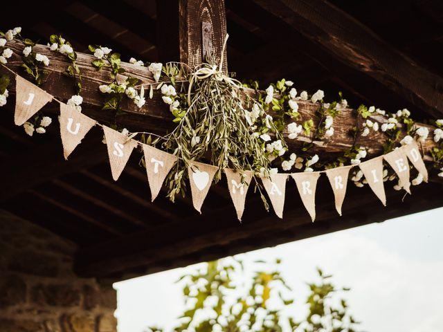 Il matrimonio di James e Carol a Arezzo, Arezzo 6