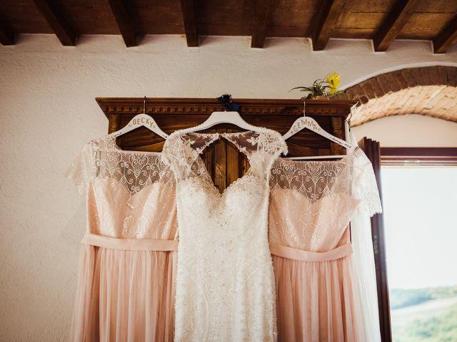 Il matrimonio di James e Carol a Arezzo, Arezzo 14