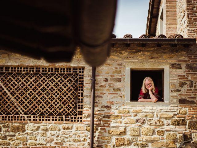Il matrimonio di James e Carol a Arezzo, Arezzo 28