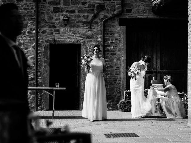 Il matrimonio di James e Carol a Arezzo, Arezzo 52