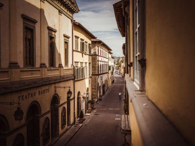 Il matrimonio di James e Carol a Arezzo, Arezzo 54