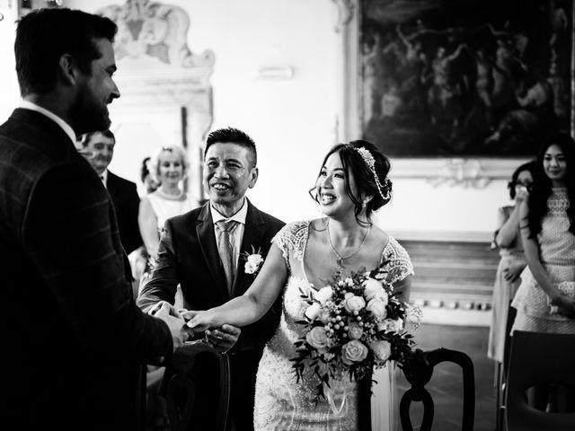 Il matrimonio di James e Carol a Arezzo, Arezzo 55