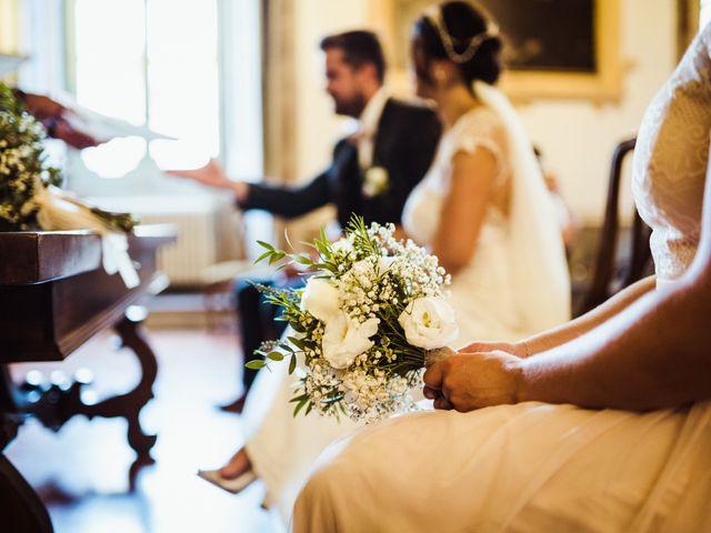 Il matrimonio di James e Carol a Arezzo, Arezzo 60