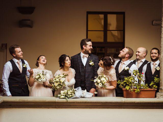 Il matrimonio di James e Carol a Arezzo, Arezzo 64