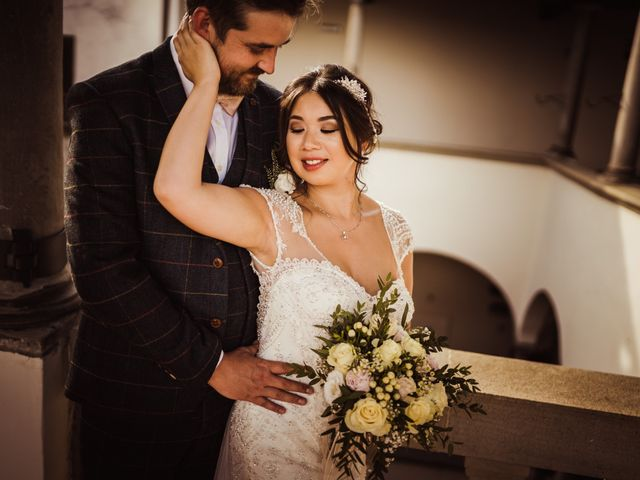 Il matrimonio di James e Carol a Arezzo, Arezzo 65