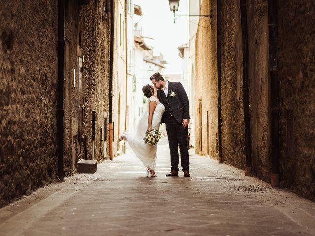 Il matrimonio di James e Carol a Arezzo, Arezzo 66