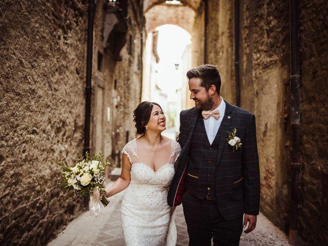 Il matrimonio di James e Carol a Arezzo, Arezzo 68