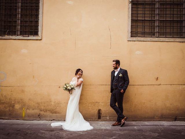 Il matrimonio di James e Carol a Arezzo, Arezzo 70