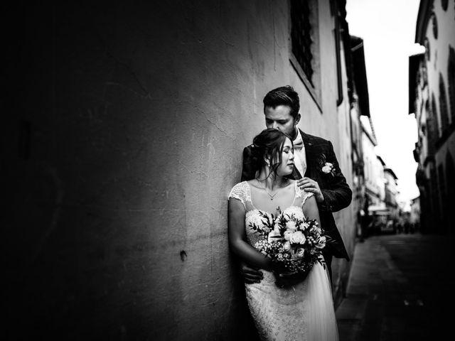 Il matrimonio di James e Carol a Arezzo, Arezzo 71