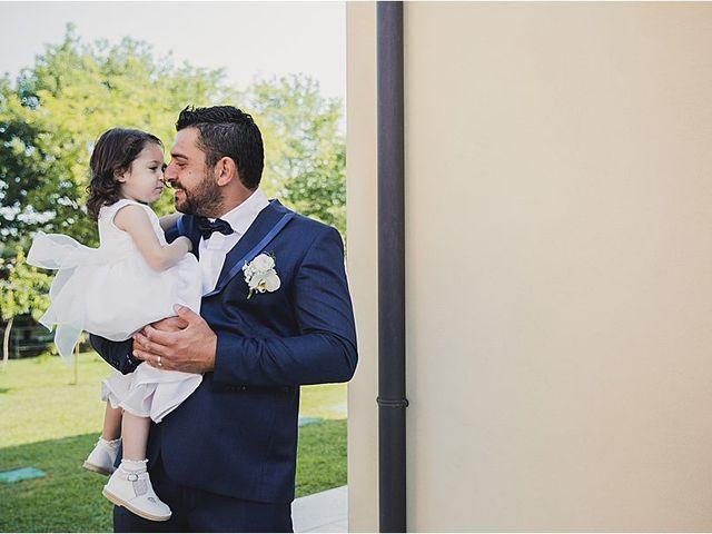 Il matrimonio di Fabio e Silvia a Vicenza, Vicenza 4
