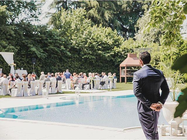 Il matrimonio di Fabio e Silvia a Vicenza, Vicenza 16
