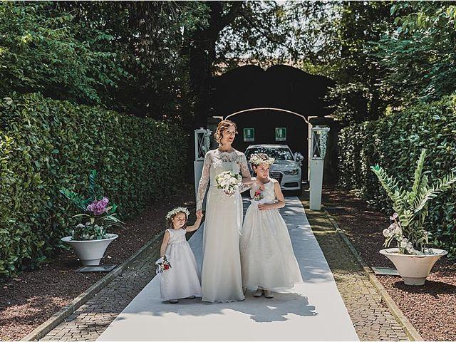 Il matrimonio di Fabio e Silvia a Vicenza, Vicenza 18
