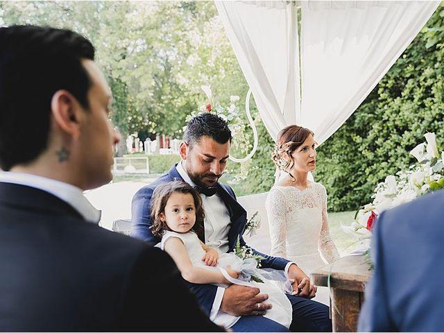 Il matrimonio di Fabio e Silvia a Vicenza, Vicenza 21