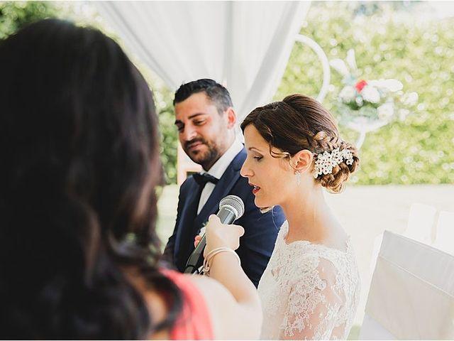 Il matrimonio di Fabio e Silvia a Vicenza, Vicenza 25