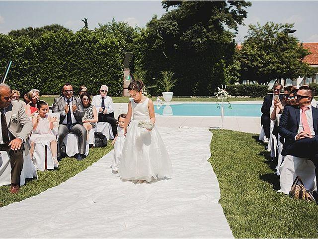Il matrimonio di Fabio e Silvia a Vicenza, Vicenza 26