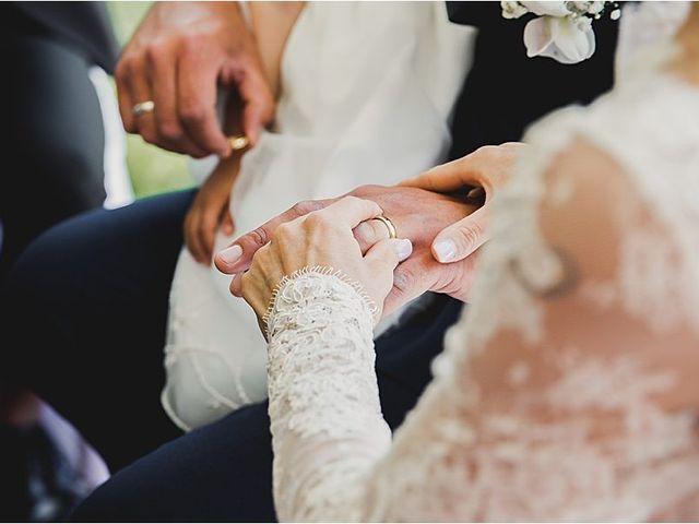 Il matrimonio di Fabio e Silvia a Vicenza, Vicenza 27