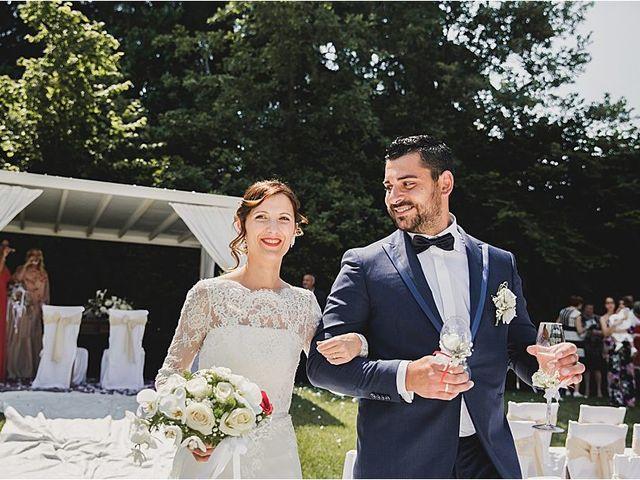 Il matrimonio di Fabio e Silvia a Vicenza, Vicenza 31
