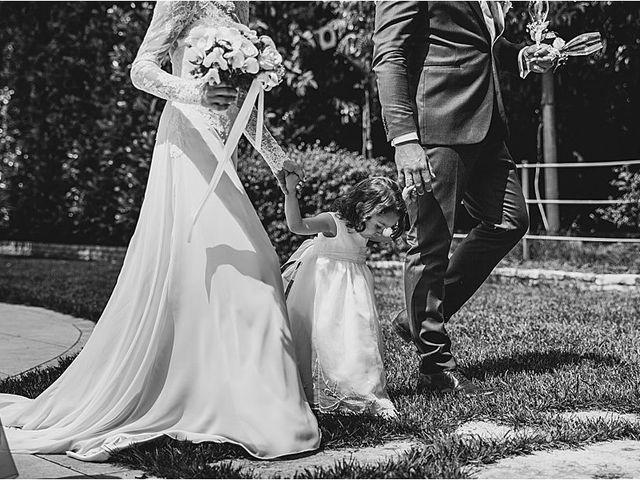 Il matrimonio di Fabio e Silvia a Vicenza, Vicenza 32
