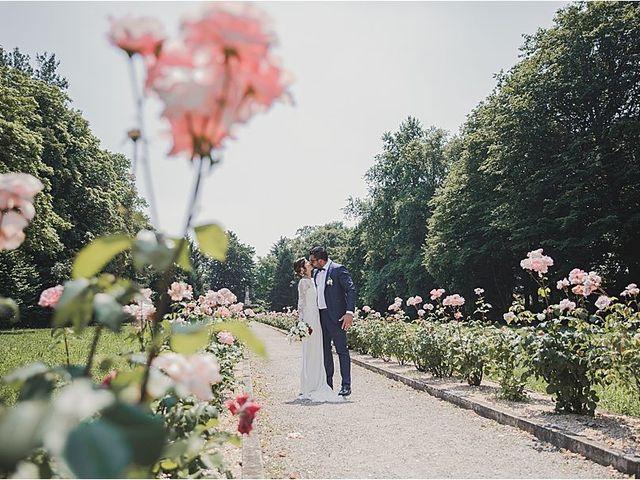 Il matrimonio di Fabio e Silvia a Vicenza, Vicenza 35
