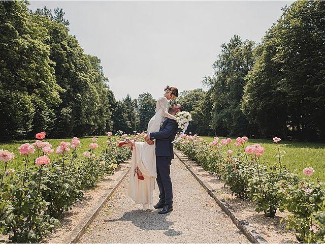 Il matrimonio di Fabio e Silvia a Vicenza, Vicenza 38