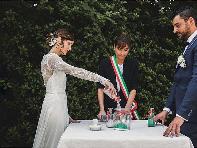 Il matrimonio di Fabio e Silvia a Vicenza, Vicenza 22