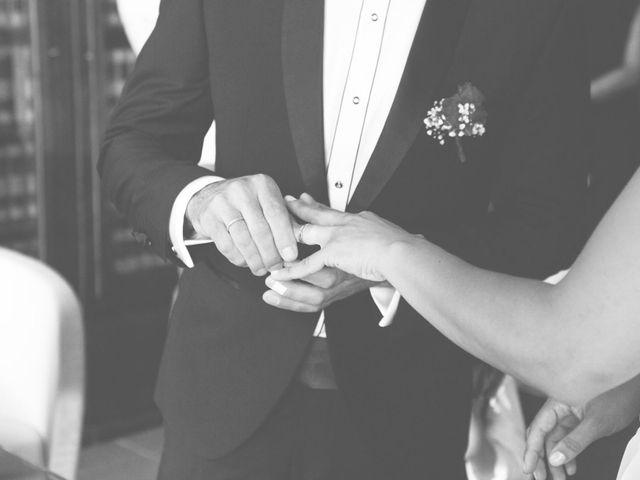 Il matrimonio di Federico e Elisa a Certaldo, Firenze 3