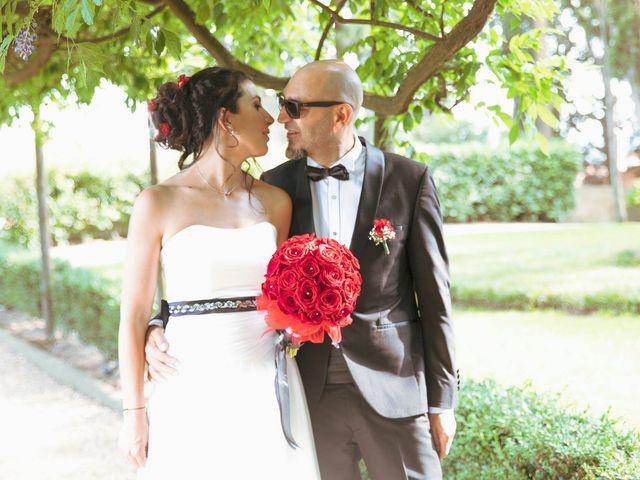 Il matrimonio di Federico e Elisa a Certaldo, Firenze 15