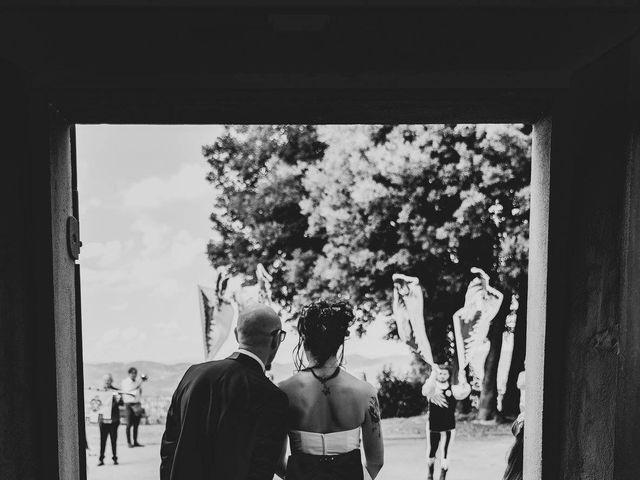 Il matrimonio di Federico e Elisa a Certaldo, Firenze 18