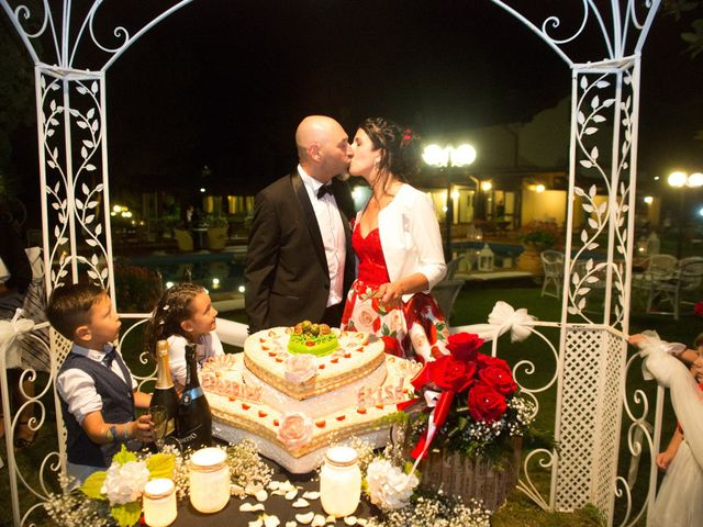 Il matrimonio di Federico e Elisa a Certaldo, Firenze 19