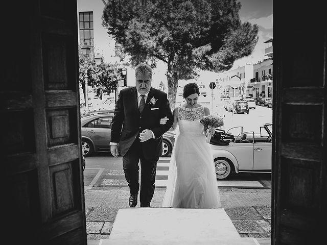 Il matrimonio di Giacomo e Sara a Casarano, Lecce 18