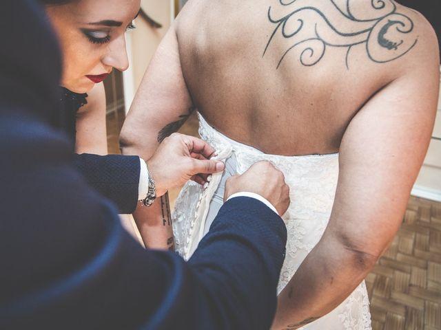 Il matrimonio di Marco e Alice a Gardone Val Trompia, Brescia 47