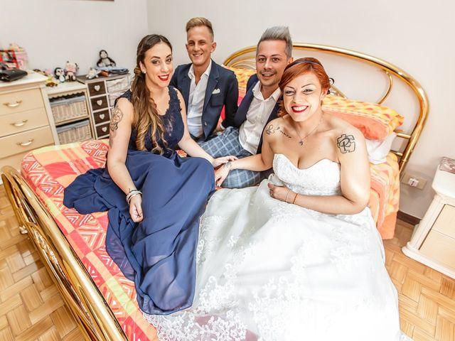 Il matrimonio di Marco e Alice a Gardone Val Trompia, Brescia 55