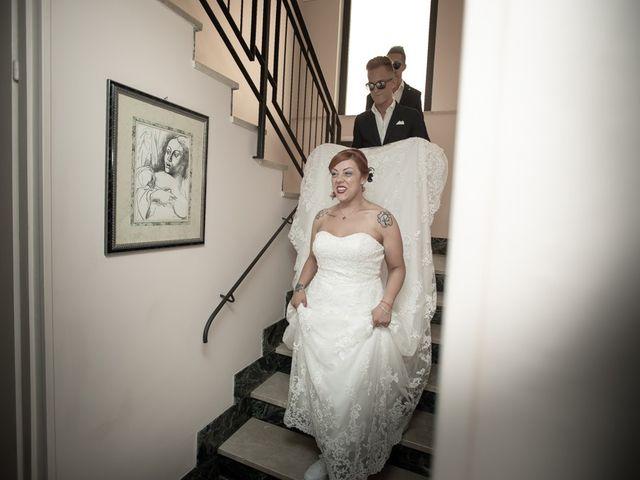 Il matrimonio di Marco e Alice a Gardone Val Trompia, Brescia 60