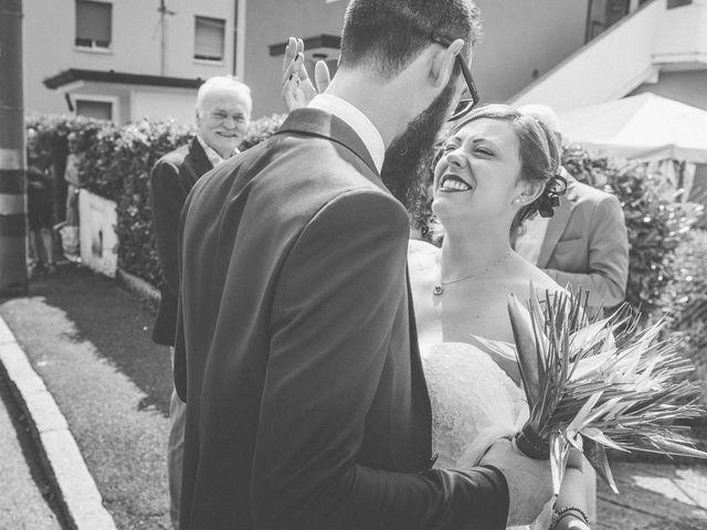 Il matrimonio di Marco e Alice a Gardone Val Trompia, Brescia 62