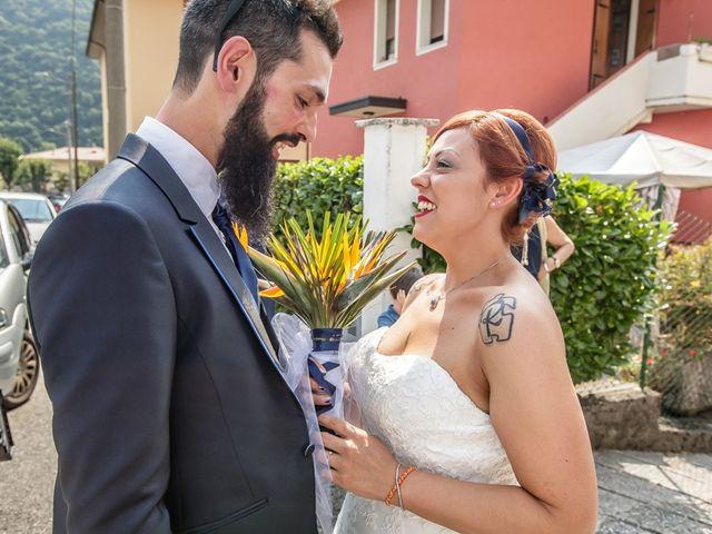 Il matrimonio di Marco e Alice a Gardone Val Trompia, Brescia 63