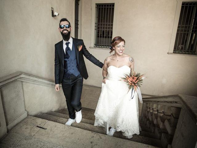 Il matrimonio di Marco e Alice a Gardone Val Trompia, Brescia 68