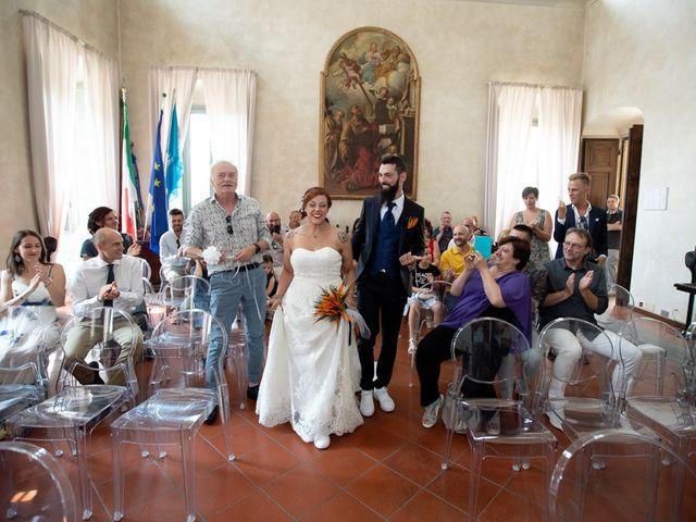 Il matrimonio di Marco e Alice a Gardone Val Trompia, Brescia 69