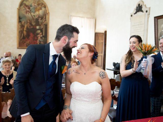 Il matrimonio di Marco e Alice a Gardone Val Trompia, Brescia 70