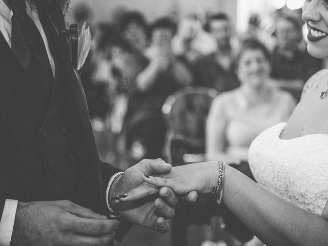 Il matrimonio di Marco e Alice a Gardone Val Trompia, Brescia 71