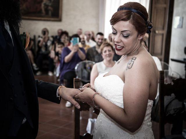 Il matrimonio di Marco e Alice a Gardone Val Trompia, Brescia 72
