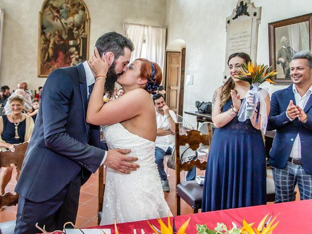 Il matrimonio di Marco e Alice a Gardone Val Trompia, Brescia 73