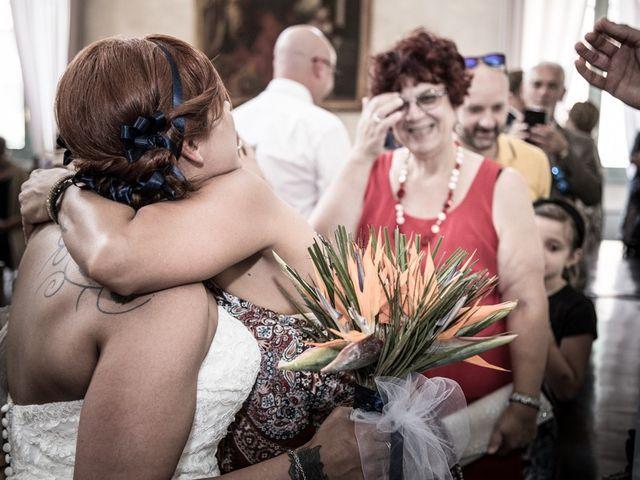 Il matrimonio di Marco e Alice a Gardone Val Trompia, Brescia 74