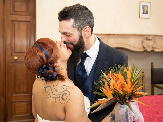 Il matrimonio di Marco e Alice a Gardone Val Trompia, Brescia 76