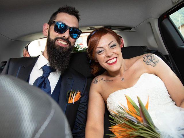 Il matrimonio di Marco e Alice a Gardone Val Trompia, Brescia 77