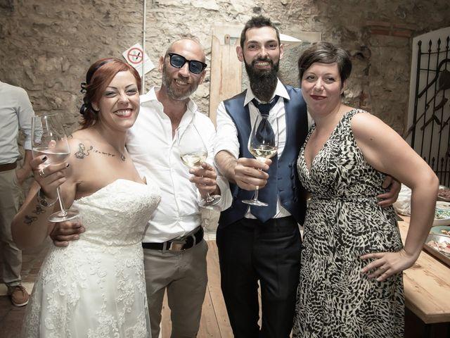 Il matrimonio di Marco e Alice a Gardone Val Trompia, Brescia 85